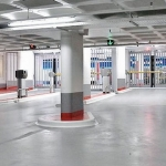 Anti slip parkeergarage 1bew