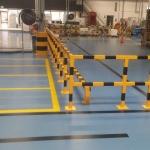 RapidLine aanrijbeveiliging verkeersborden belijning markering (Small)