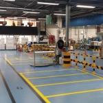RapidLine belijning aanrijbeveiliging verkeersborden markering UV-coating (Small)