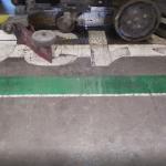 RapidLine schoonmaken belijningen magazijnbelijning coating aanrijbeveiliging 1