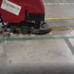 RapidLine schoonmaken belijningen magazijnbelijning coating aanrijbeveiliging 10