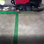RapidLine schoonmaken belijningen magazijnbelijning coating aanrijbeveiliging 7