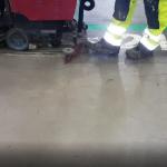 RapidLine schoonmaken belijningen magazijnbelijning coating aanrijbeveiliging 8