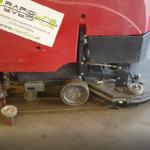 RapidLine schoonmaken belijningen magazijnbelijning coating aanrijbeveiliging 9