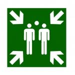 RapidLine Bewegwijzering bord RapidLine Tekstinformatieborden belijning 15