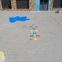 RapidLine, Schoolplein markeringen, belijningen (Medium)
