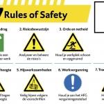 RapidLine verkeersborden veilighiedsborden tekstinformatieborden belijning aanrijbeveiliging 13