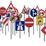 RapidLine verkeersborden veilighiedsborden tekstinformatieborden belijning aanrijbeveiliging 7