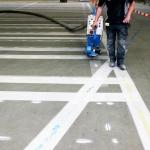 RapidLine voorbehandelen ondergrond belijningen bebording wegbezijzering aanrijbeveiliging 22
