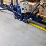 RapidLine voorbehandelen ondergrond belijningen bebording wegbezijzering aanrijbeveiliging 9