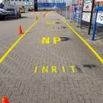 RapidLine verkeersborden en belijningen