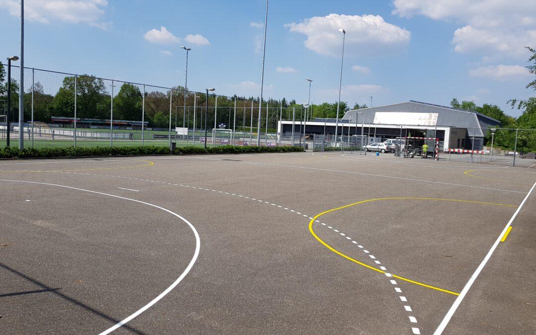 Handbal- en voetbalvereniging in Luttenberg