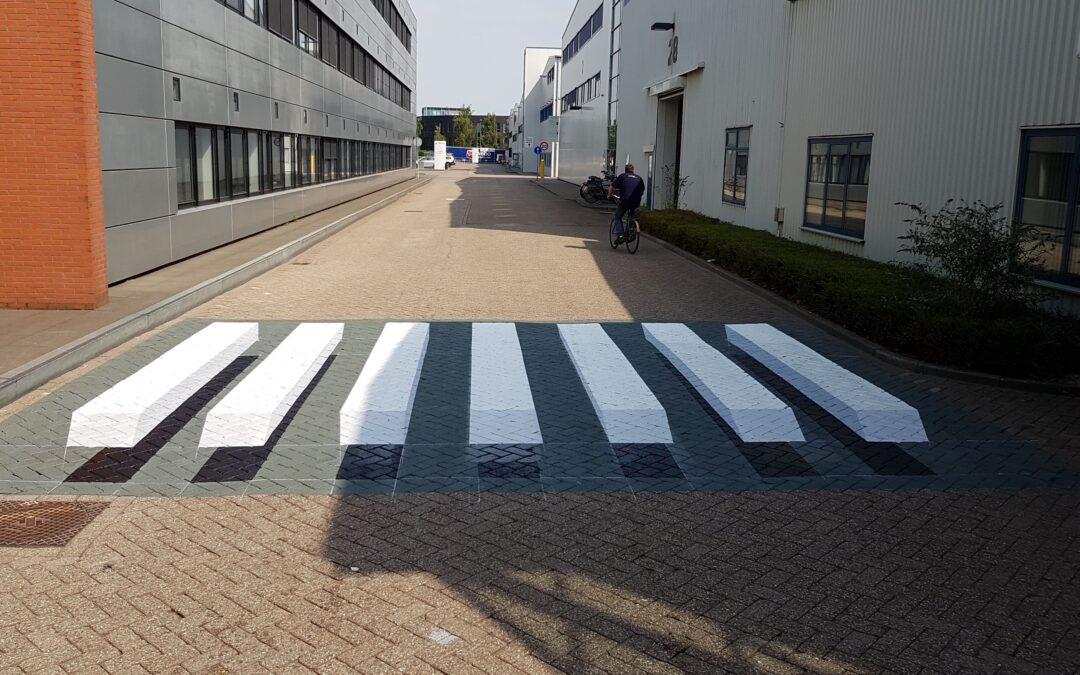 Vervaardigingsbedrijf van auto onderdelen in Bunschoten
